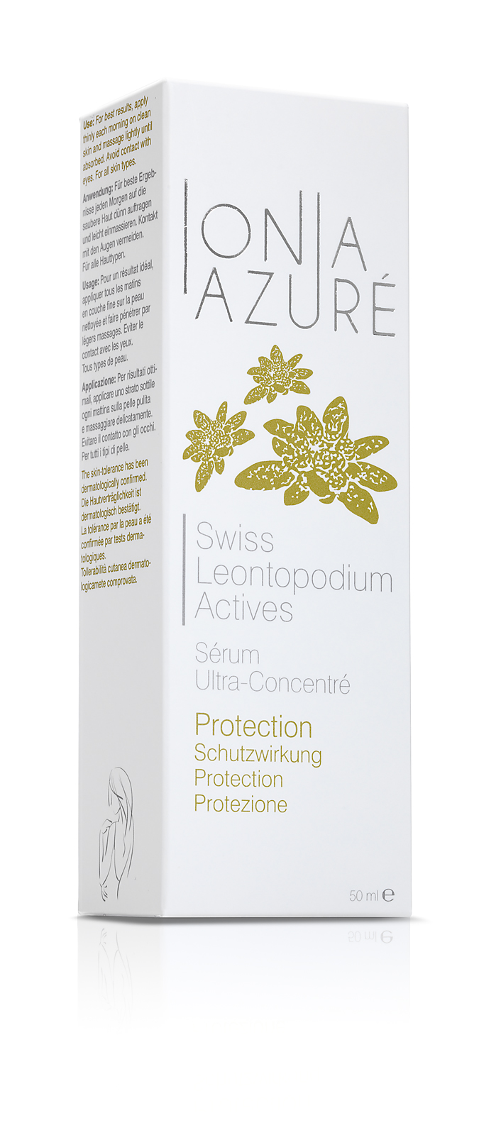 Swiss Leontopodium Actives