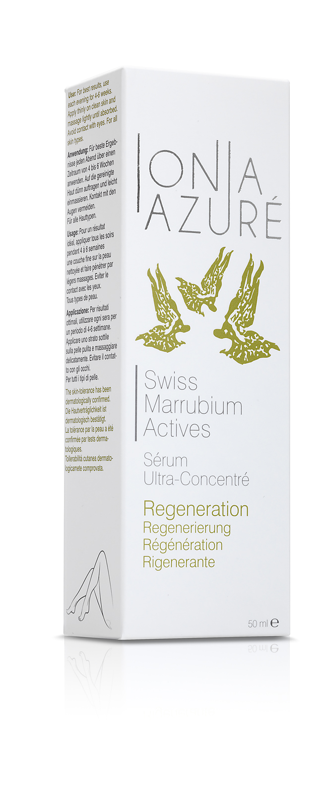 Swiss Marrubium Actives
