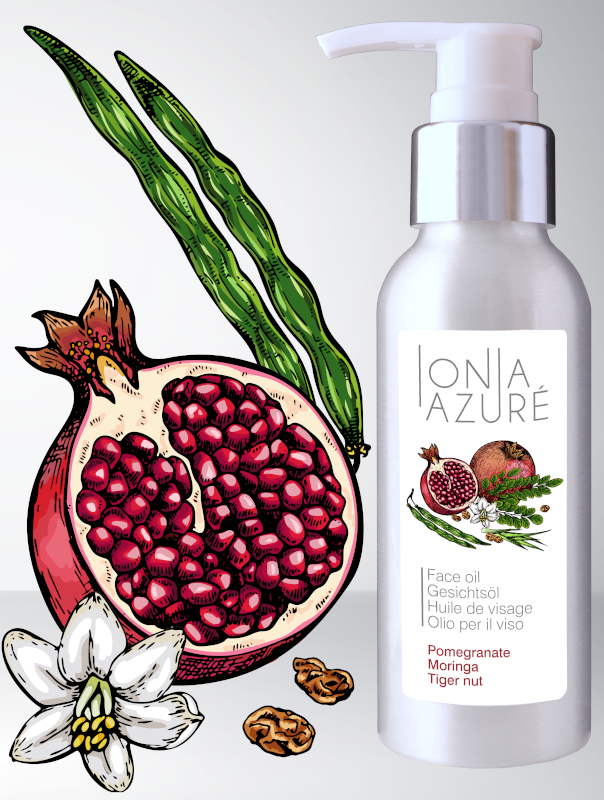 IONIA AZURÉ Hair Care Oil